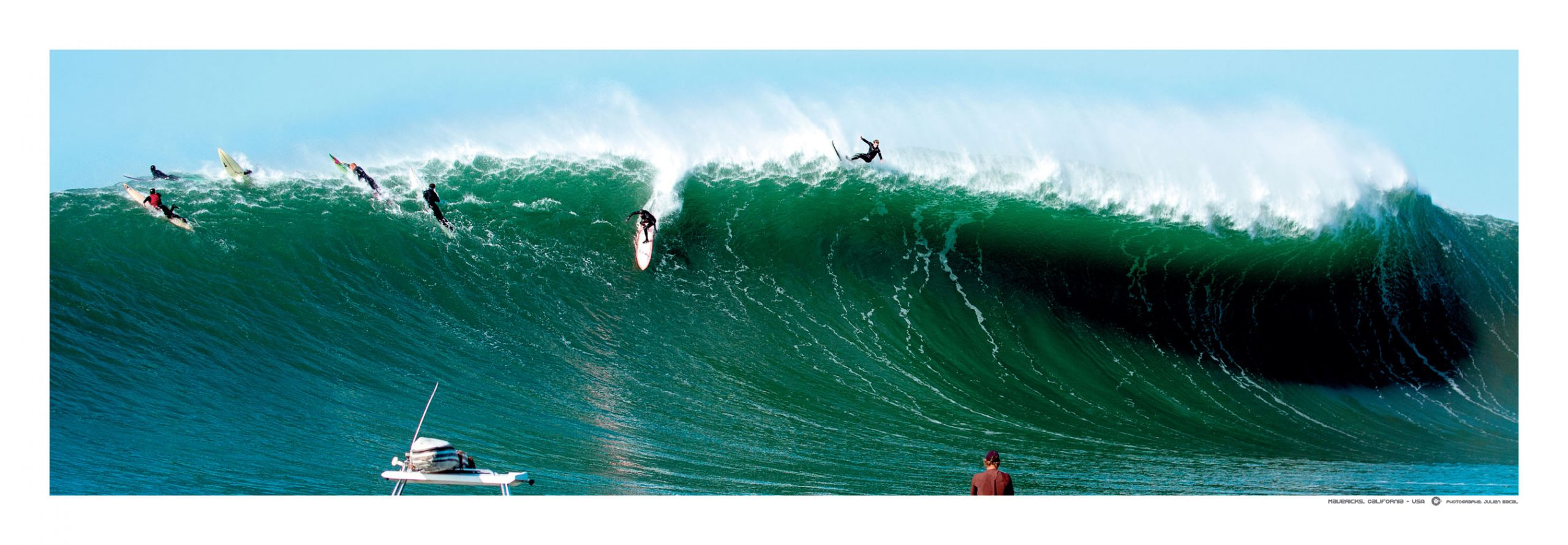 Mavericks California